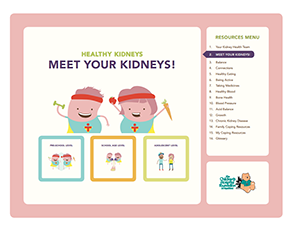2 module meet your kidneys modules