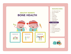 9 module bone health modules